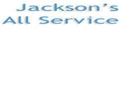 Jackson's All Service